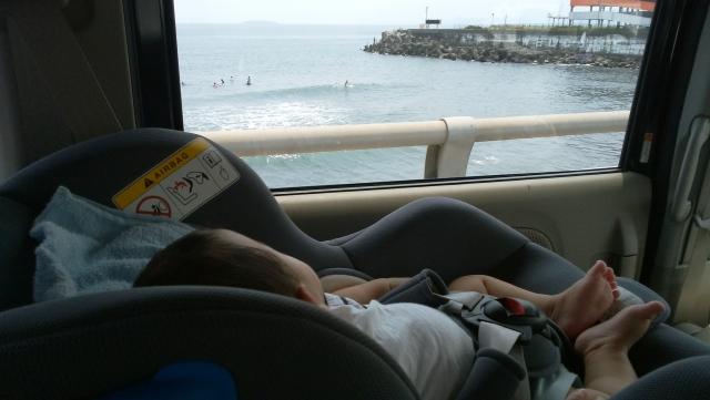赤ちゃんとの旅行はいつくらいからできる?