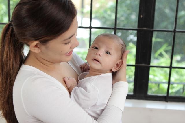 赤ちゃんの時からの話しかけの意味