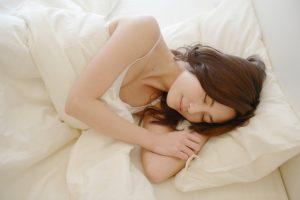 骨盤ガードルは、睡眠中も着ける?
