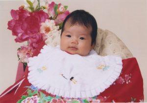 寒中見舞いに赤ちゃんの写真を載せるのはいい?