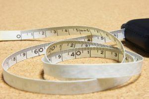 授乳ブラ(マタニティブラ)のサイズを測る