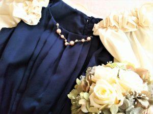 産後、結婚式に着ていくフォーマルウェアの選び方