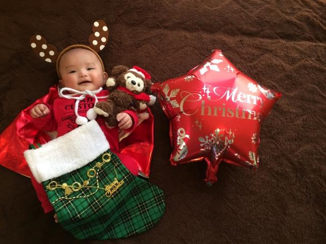 赤ちゃん向けのクリスマスプレゼント
