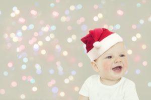 赤ちゃん向けクリスマスプレゼント