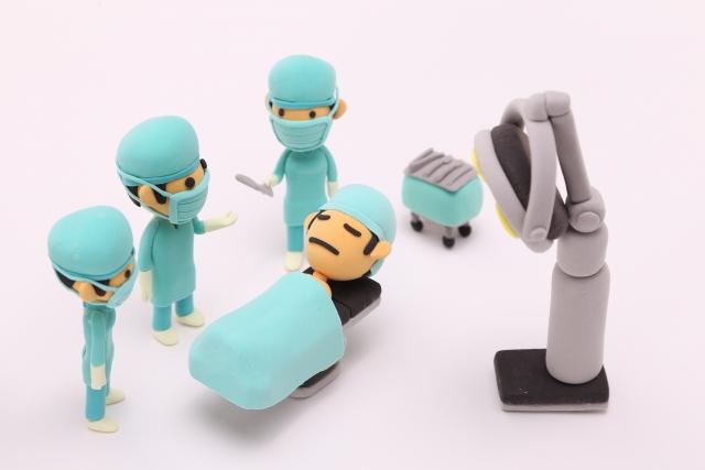足の裏のほくろを手術で取る