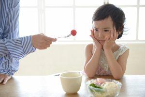 子供の食べムラ、好き嫌い、偏食、少食問題